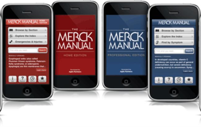 MSD: al via versione digitale del nuovo manuale Merck