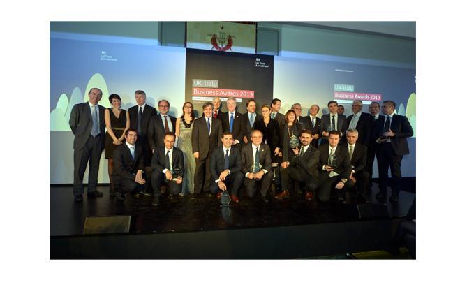 L'Inghilterra premia l'innovazione incrementale. A Zambon lo UK-Italy business award