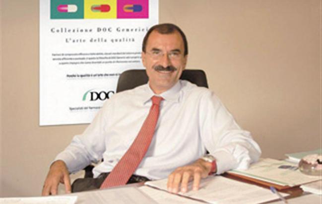 DOC Generici: soddisfatti per l'acquisizione da parte di Charterhouse Capital Partners