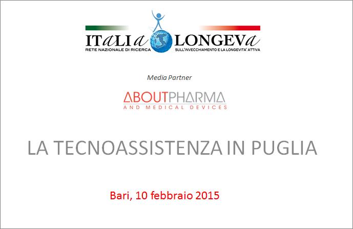 La Tecnoassistenza in Puglia