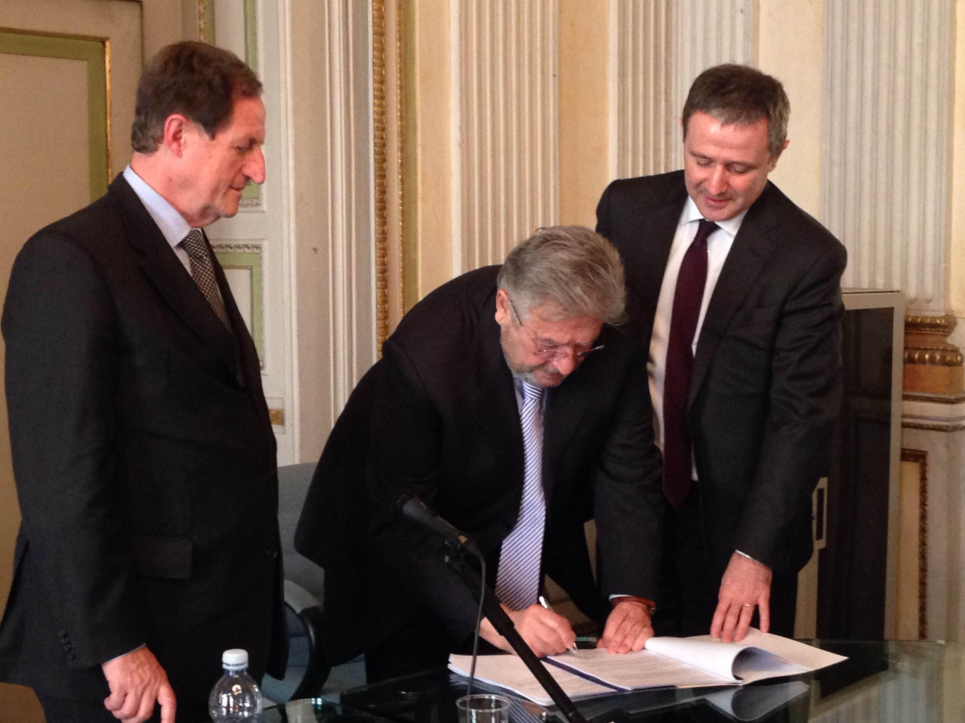 L'Istituto Nazionale dei Tumori diventa Centro di riferimento per l'Oncologia dell'Università degli Studi di Milano