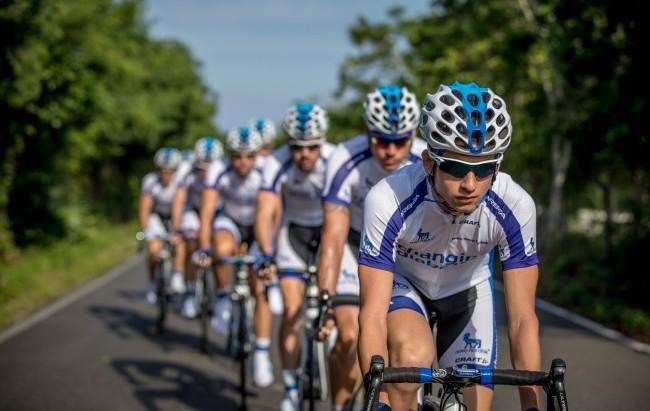 Per la prima volta alla Milano-Sanremo 2015 un team di ciclisti professionisti diabetici