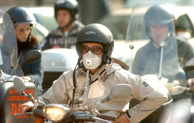1,6 trilioni di dollari è quanto costa lo smog all'Europa