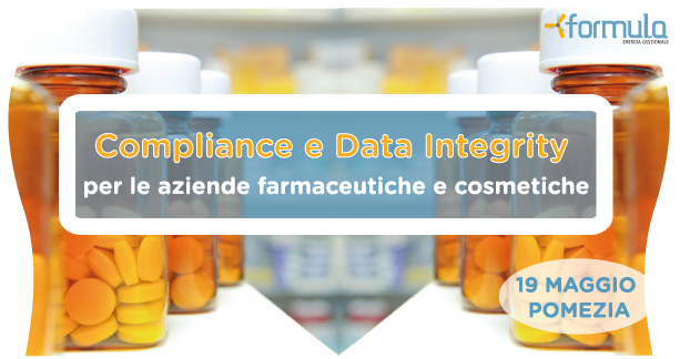 Compliance e Data Integrity sotto la lente a Pomezia