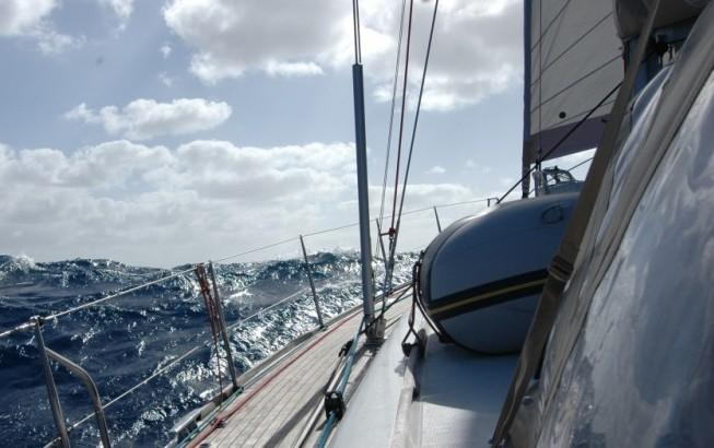 Monitorare cuore e respiro via satellite, anche in mezzo al mare