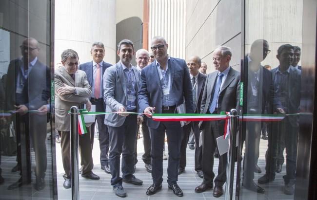 Inaugurata la nuova struttura produttiva di Chiesi Farmaceutici per la neonatologia