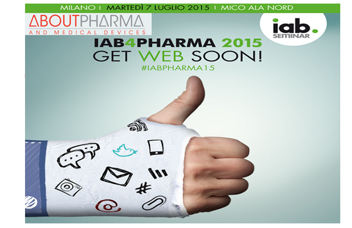 IAB4PHARMA 2015. GET WEB SOON!