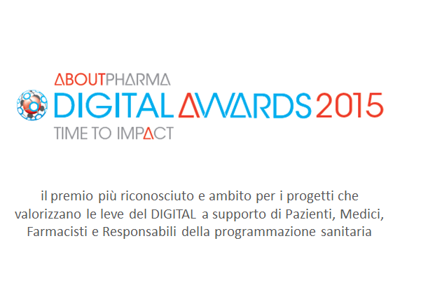 ABOUTPHARMA DIGITAL AWARDS 2015: TIME TO IMPACT