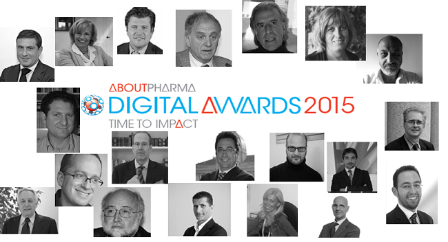 Giuria AboutPharma Digital Awards 2015