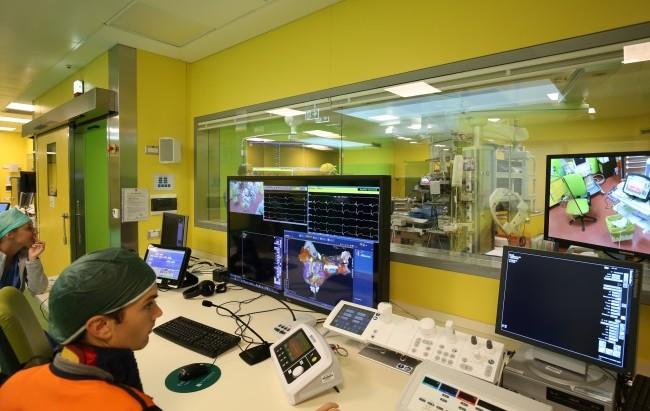 Al Policlinico San Donato la sindrome di Brugada si cura e arrivano i robot medici
