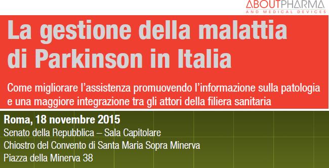 La gestione della malattia di Parkinson in Italia