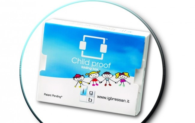 IGB – SAFETY SOLUTIONS: astucci tamper evident e child proof