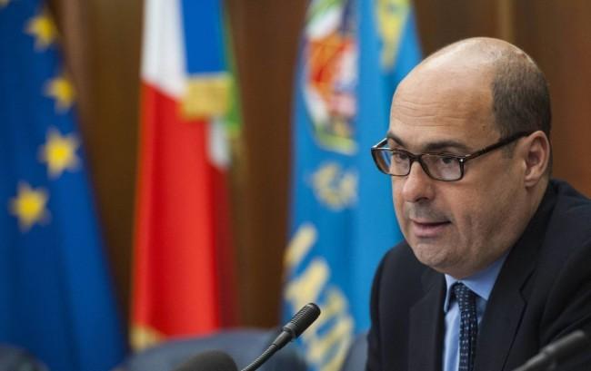 Regione Lazio, Zingaretti confermato commissario per la sanità
