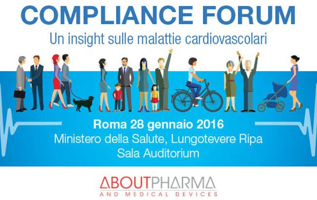 Compliance Forum – Roma, 28 gennaio 2016