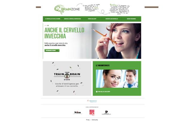 Progetto Digital Awards 2015: Brainzone