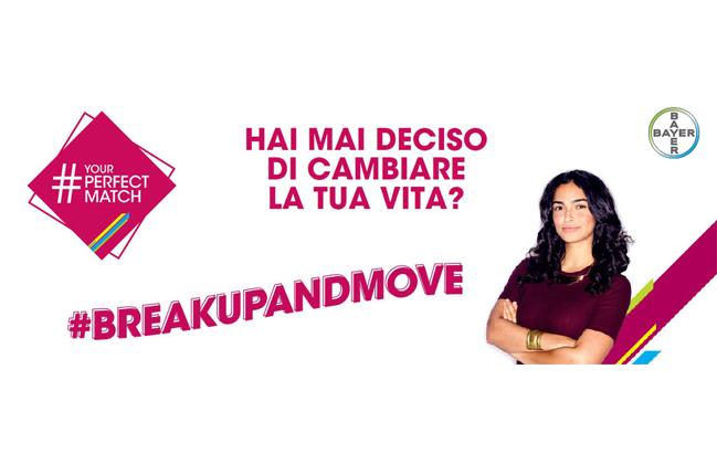 Progetto Dgital Awards 2015: #BreakUpandMove