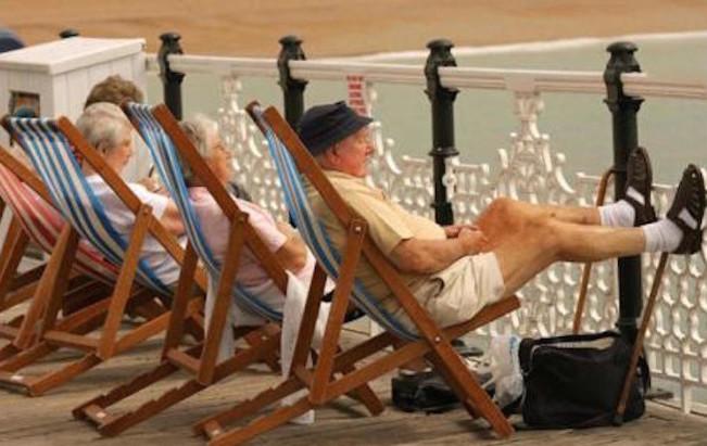 L'Ocse fotografa  l'invecchiamento della popolazione mondiale