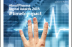 AboutPharma Digital Awards 2015 #timetoimpact