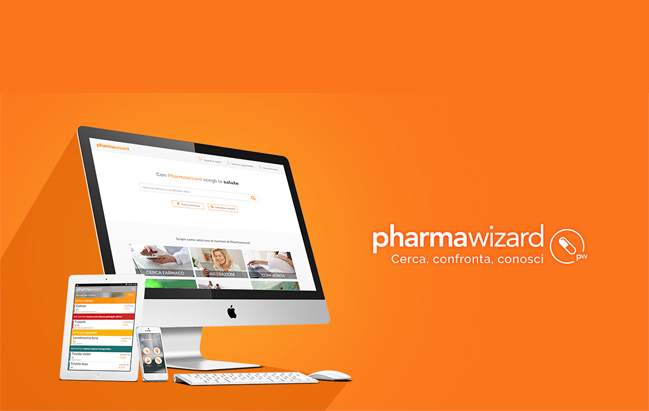 Progetto Digital Awards 2015: Pharmawizard