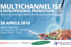 Multichannel ISF e non personal promotion