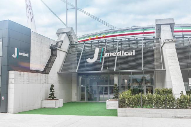Calcio alleato della salute: nasce a Torino il centro J Medical
