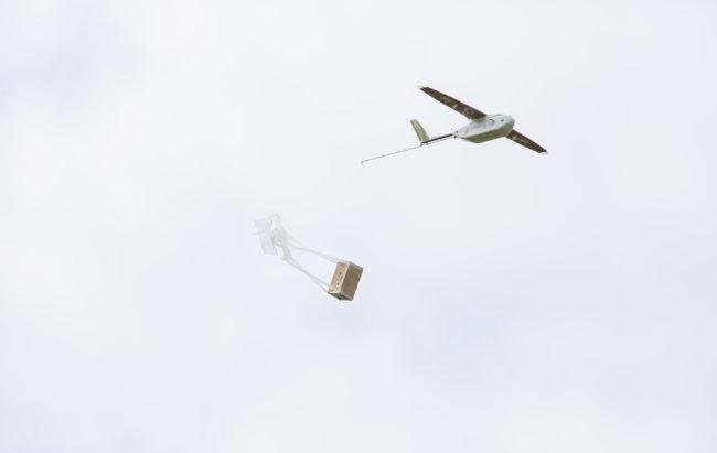 Dal 2016 un drone per consegnare farmaci salvavita