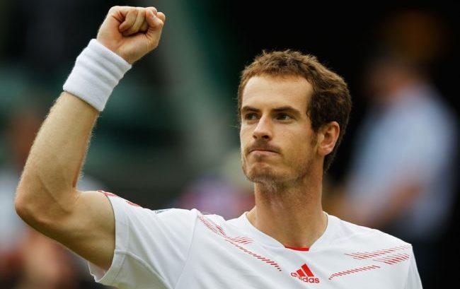 Andy Murray agli Internazionali Bnl ribadisce il suo impegno contro la malaria