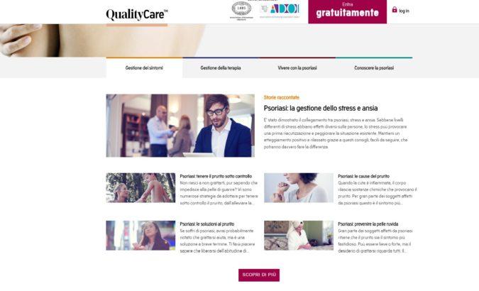 Psoriasi: il nuovo portale di LEO Pharma per conoscere meglio la malattia