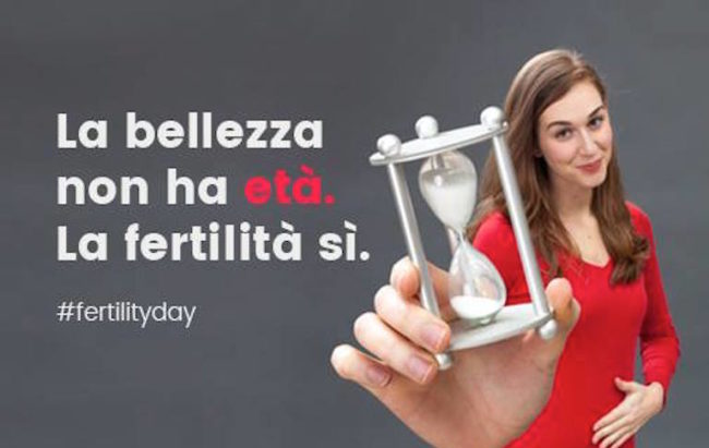 Esplode in rete la critica contro il #fertilityday