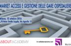 MARKET ACCESS E GESTIONE DELLE GARE OSPEDALIERE