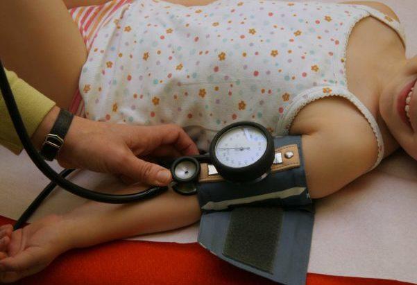 Il 5% dei bambini soffre di ipertensione arteriosa, fenomeno in aumento