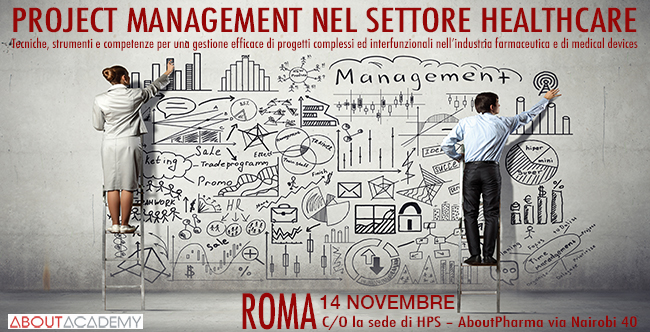 SOLD OUT Project Management nel settore Healthcare
