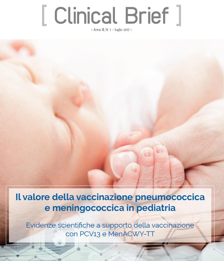 Il valore della vaccinazione pneumococcica e meningococcica in pediatria