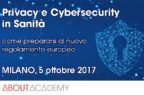 CYBERSECURITY & PRIVACY IN SANITÁ