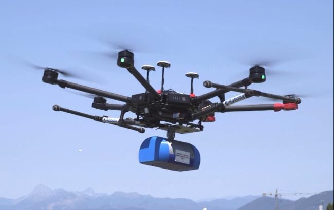 #NatiPer 2017: vince Abzero-X, il drone per trasportare sangue