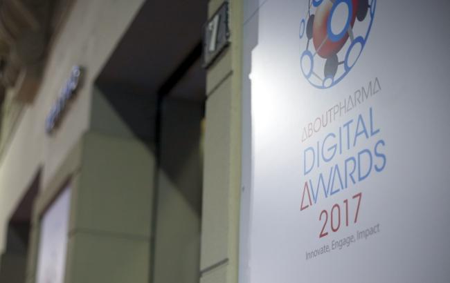 AboutPharma Digital Awards 2017, i vincitori e i protagonisti