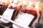 Centro nazionale sangue: nel 2017 quasi 830 mila chili di plasma per farmaci salvavita