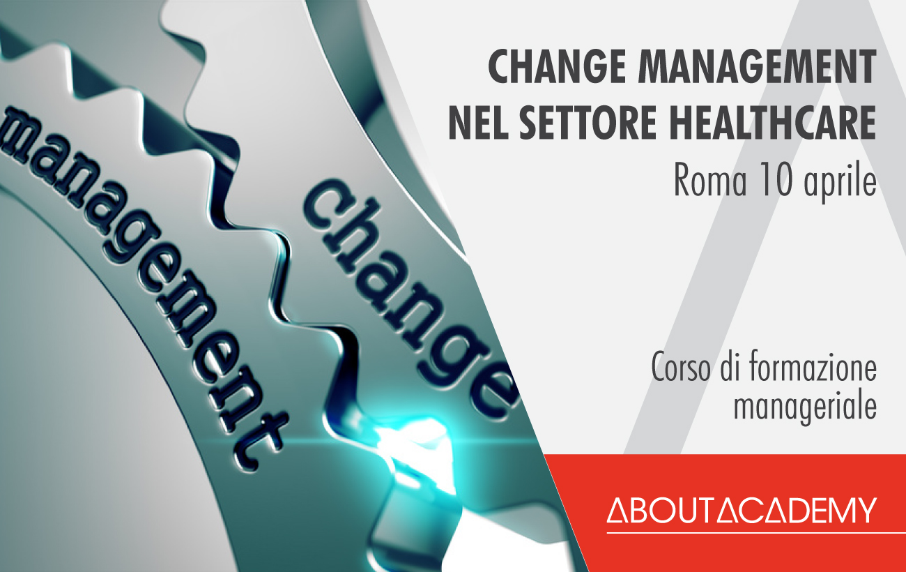 Change Management nel settore Healthcare