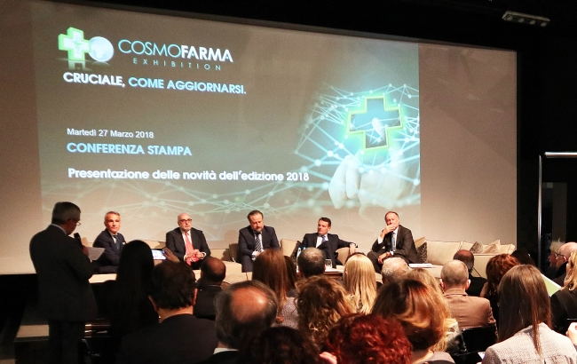Il futuro della farmacia: ecco le novità di Cosmofarma Exhibition 2018
