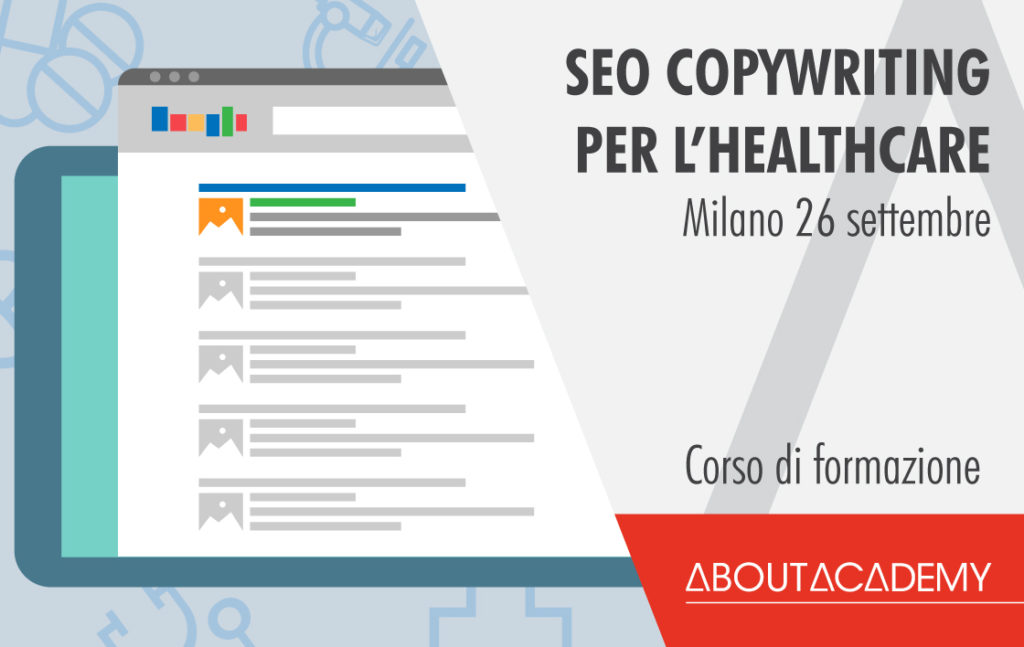 SEO copywriting nell'Healthcare