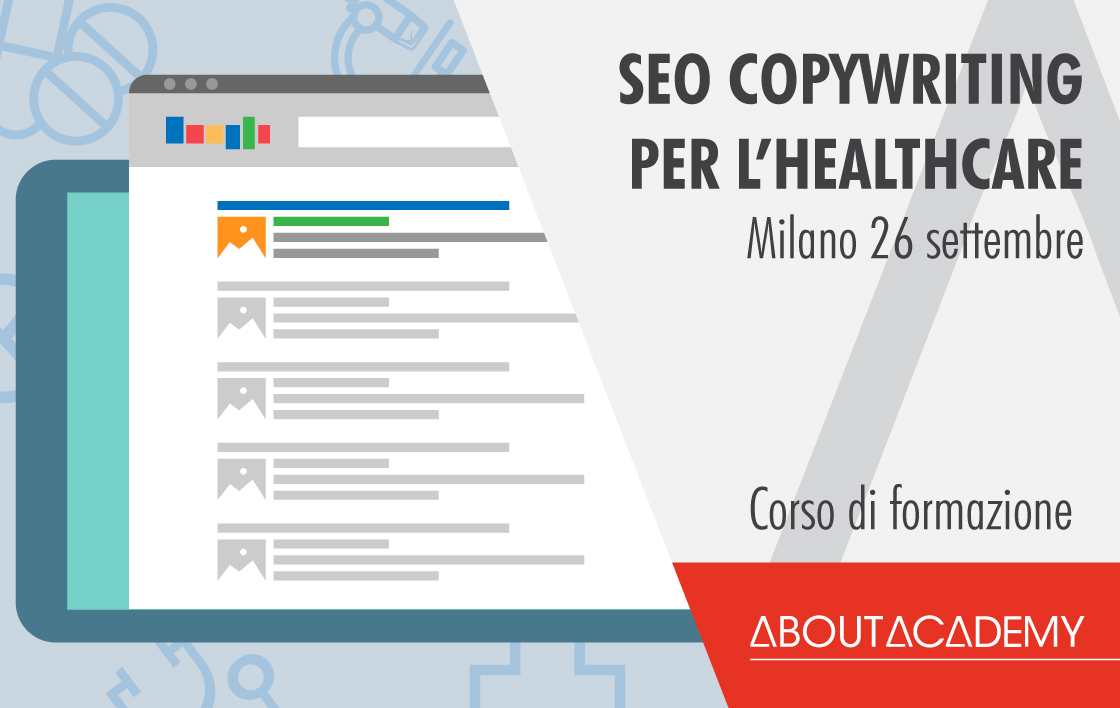 SOLD OUT – SEO copywriting per l'Healthcare