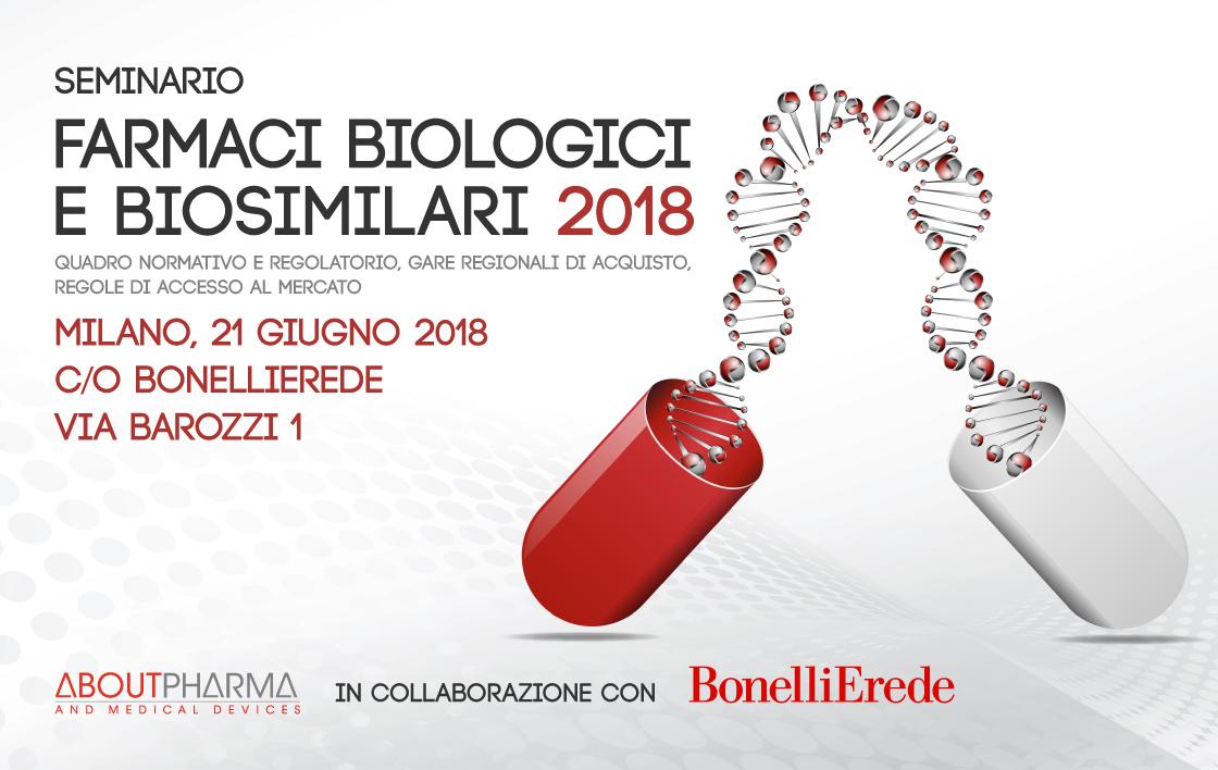 Farmaci biologici e biosimilari 2018