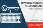 SEO: la keywords reseach nel settore Healthcare
