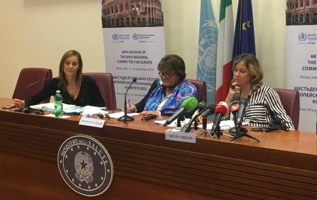 Salute in Europa, summit dell'Oms a Roma: focus su disuguaglianze e prevenzione