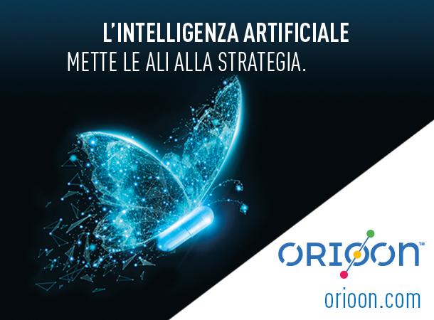 Orioon, l'intelligenza artificiale mette le ali alla strategia