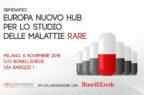 Europa nuovo hub per lo studio delle malattie rare