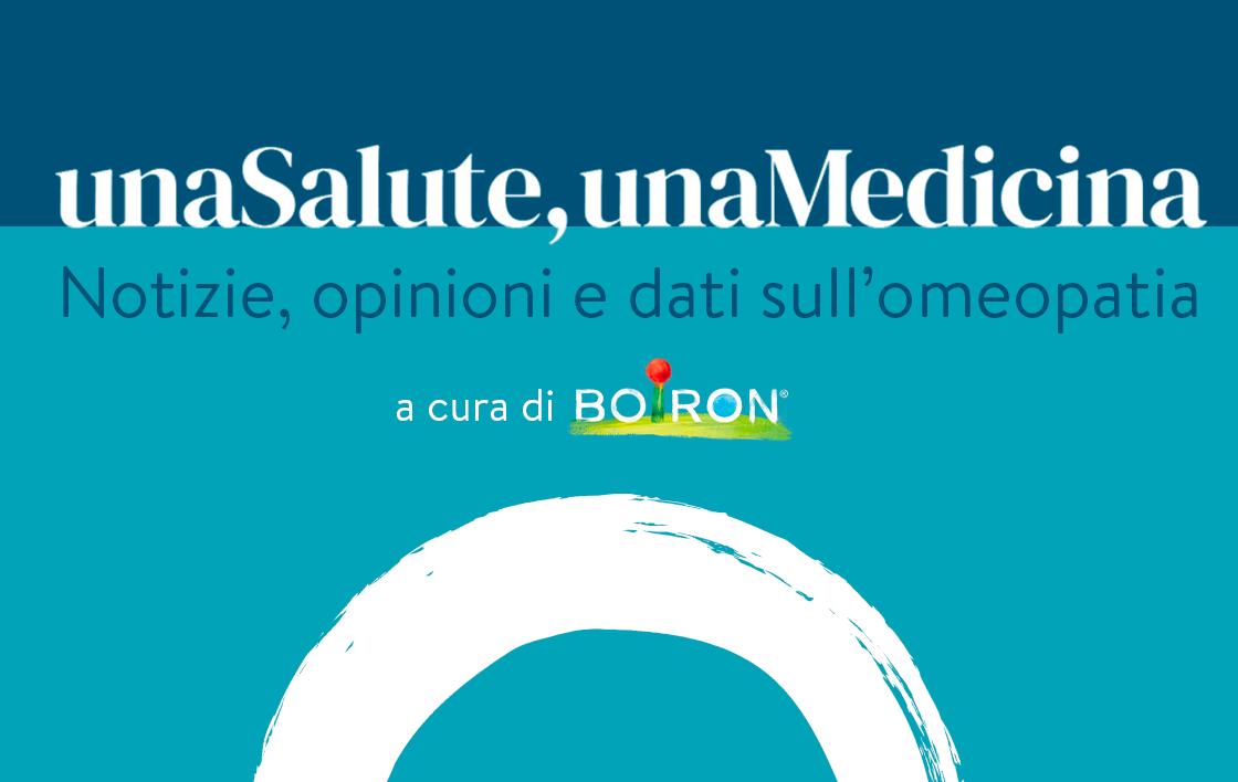 unaSalute unaMedicina Notizie opinioni e dati sull'omeopatia