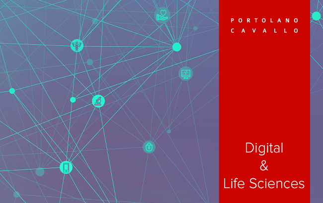 digital and life science portolano cavallo