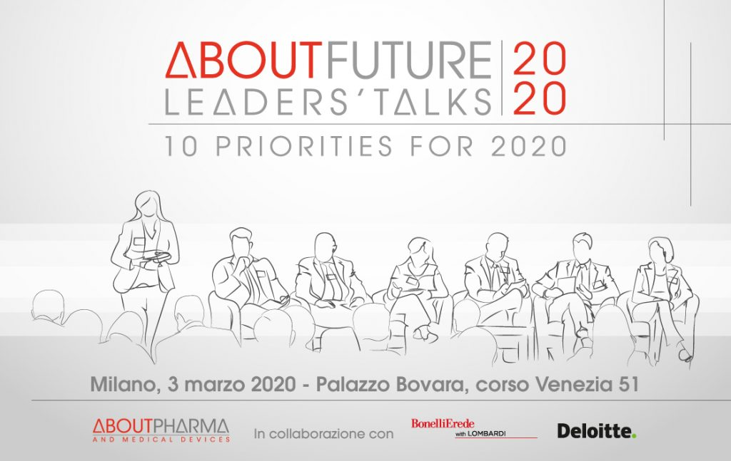 AboutFuture 2020 Leaders' talks