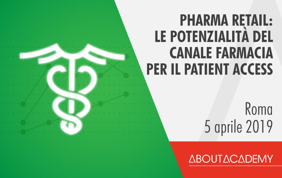 Pharma Retail: le potenzialità del canale farmacia per il Patient Access